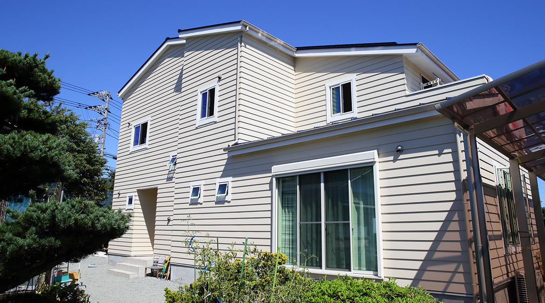 南足柄市の新築注文住宅、リフォーム、イノベーションなら有限会社大浦木工トップ画像2